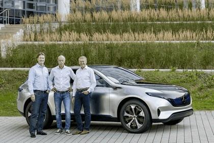 2016 Mercedes-Benz Generation EQ concept 21