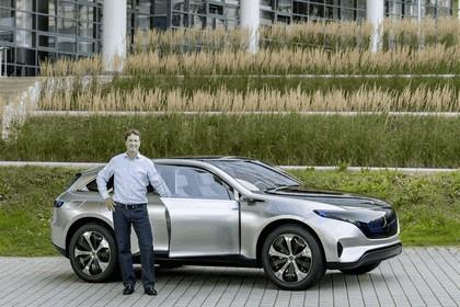 2016 Mercedes-Benz Generation EQ concept 22