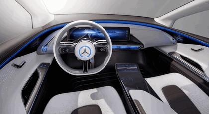 2016 Mercedes-Benz Generation EQ concept 38
