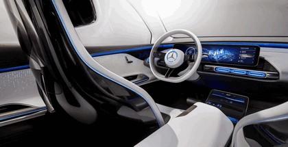 2016 Mercedes-Benz Generation EQ concept 40