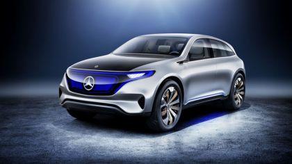 2016 Mercedes-Benz Generation EQ concept 9