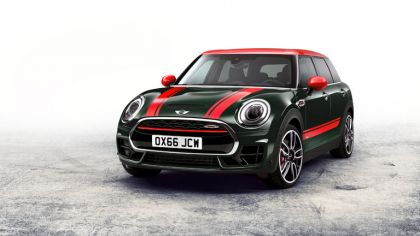 2016 Mini John Cooper Works Clubman 3