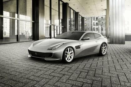 2016 Ferrari GTC4Lusso T 1