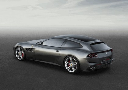 2016 Ferrari GTC4Lusso T 9