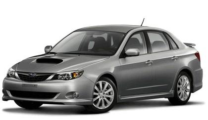 2007 Subaru Impreza WRX 1