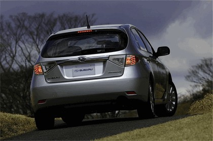 2007 Subaru Impreza WRX 4
