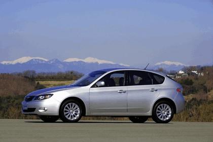 2007 Subaru Impreza WRX 11