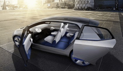 2016 Volkswagen I.D. electric concept car 9