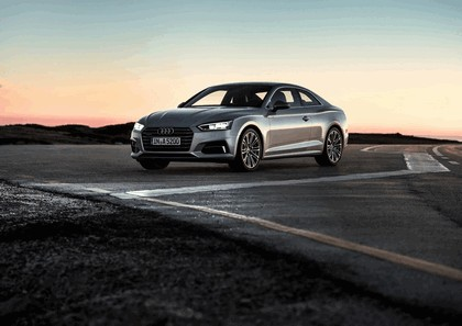 2017 Audi A5 coupé 55