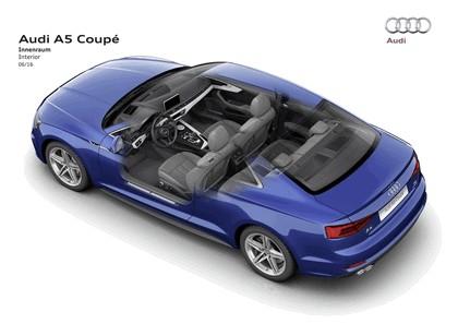 2017 Audi A5 coupé 80