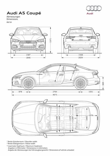 2017 Audi A5 coupé 106
