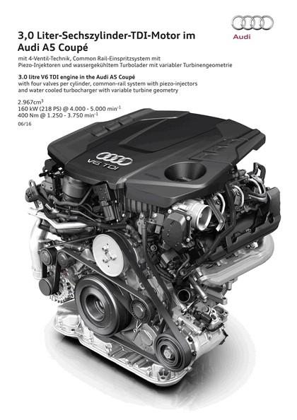 2017 Audi A5 coupé 110