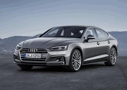2017 Audi A5 sportback 1