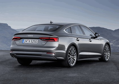 2017 Audi A5 sportback 3