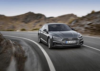 2017 Audi A5 sportback 11