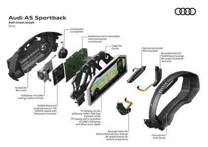 2017 Audi A5 sportback 16