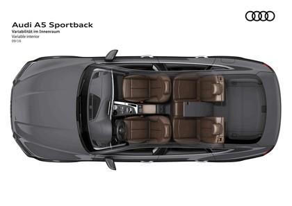 2017 Audi A5 sportback 18