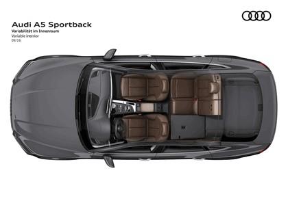 2017 Audi A5 sportback 19