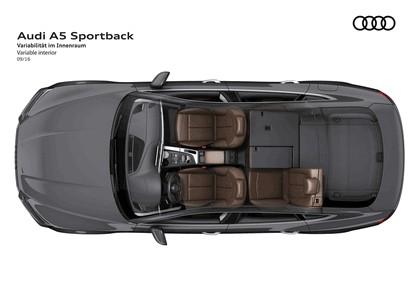 2017 Audi A5 sportback 20