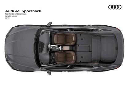 2017 Audi A5 sportback 21