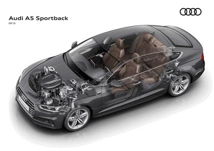 2017 Audi A5 sportback 23