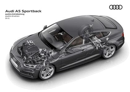 2017 Audi A5 sportback 24