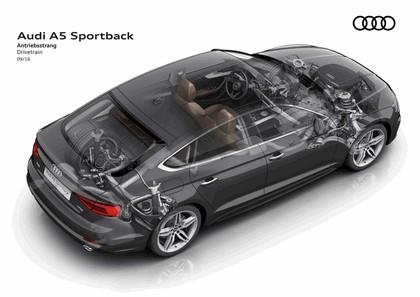 2017 Audi A5 sportback 26