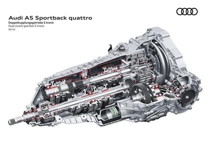 2017 Audi A5 sportback 41