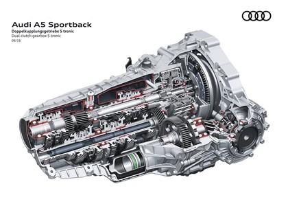 2017 Audi A5 sportback 42
