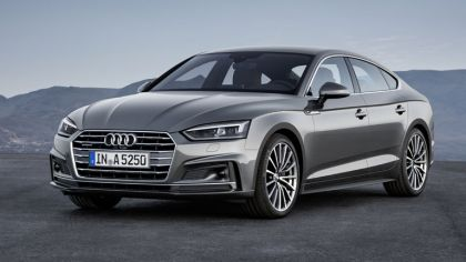 2017 Audi A5 sportback 5