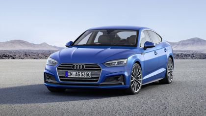 2017 Audi A5 sportback g-tron 1