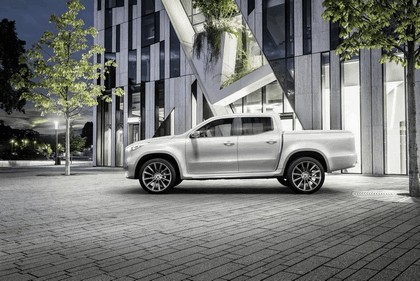 2017 Mercedes-Benz X-klasse concept 3