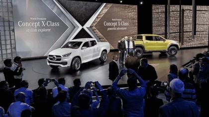 2017 Mercedes-Benz X-klasse concept 8