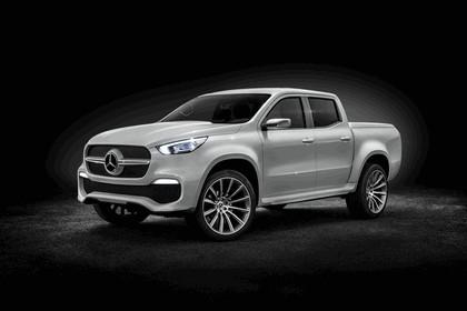 2017 Mercedes-Benz X-klasse concept 10
