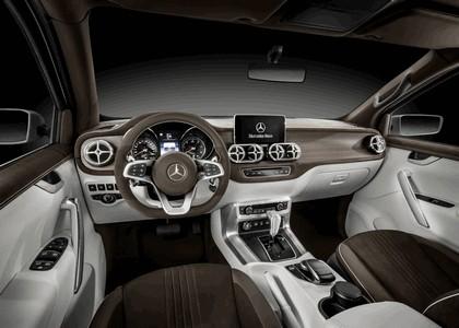 2017 Mercedes-Benz X-klasse concept 14