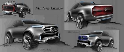 2017 Mercedes-Benz X-klasse concept 27