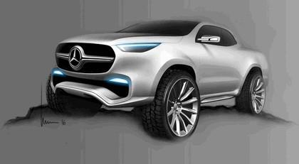 2017 Mercedes-Benz X-klasse concept 28