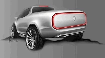 2017 Mercedes-Benz X-klasse concept 29