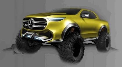 2017 Mercedes-Benz X-klasse concept 30