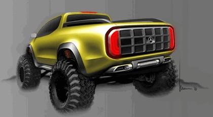 2017 Mercedes-Benz X-klasse concept 31