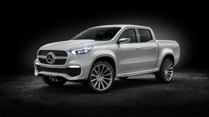 2017 Mercedes-Benz X-klasse concept 1