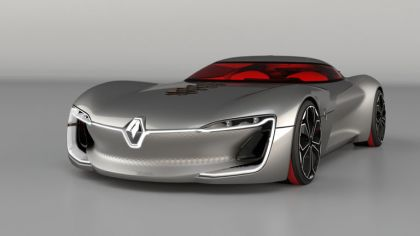 2016 Renault Trezor concept 9