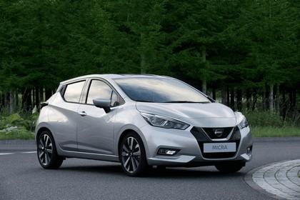 2017 Nissan Micra ( 5th gen. ) 13