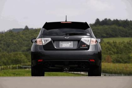 2007 Subaru Impreza WRX STi 4