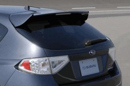 2007 Subaru Impreza WRX STi 8