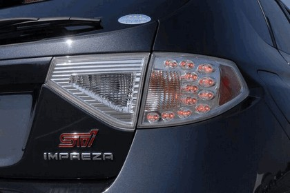2007 Subaru Impreza WRX STi 10