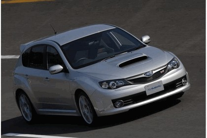 2007 Subaru Impreza WRX STi 11