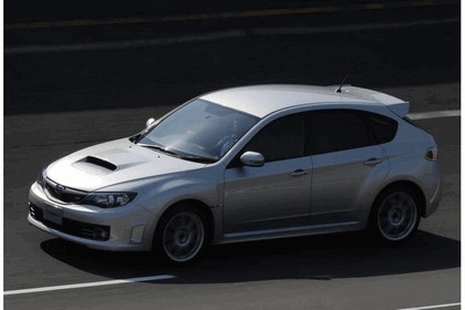 2007 Subaru Impreza WRX STi 12
