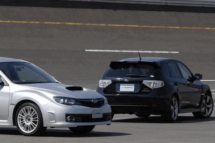 2007 Subaru Impreza WRX STi 13