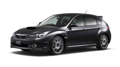 2007 Subaru Impreza WRX STi 1